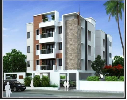 867 sqft, 2 bhk Apartment in Builder Sodepur Nest IN Sodepur, Kolkata at Rs. 23.5000 Lacs