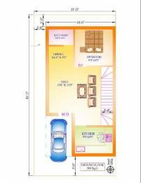 1025 sqft, 3 bhk Villa in Builder Project Avadi, Chennai at Rs. 42.0000 Lacs