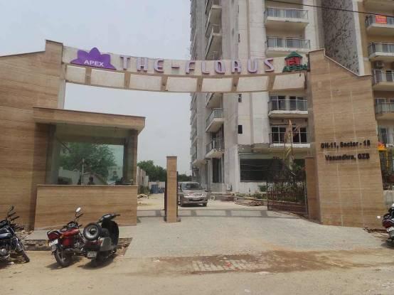 1412 sqft, 2 bhk Apartment in Apex The Florus Maharaja Agarsain Chowk, Ghaziabad at Rs. 78.0000 Lacs