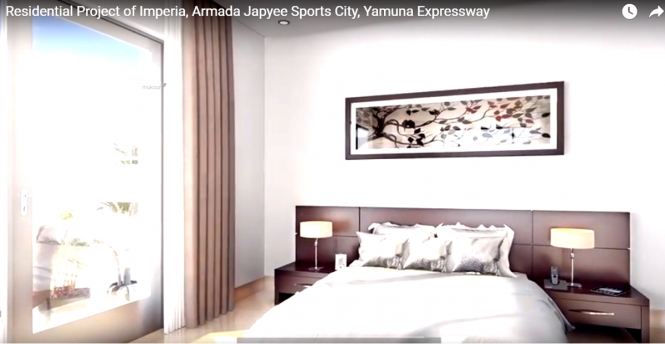 1350 sqft, 3 bhk Apartment in Imperia Mirage Homes Sector 25 Yamuna Express Way, Noida at Rs. 52.0000 Lacs
