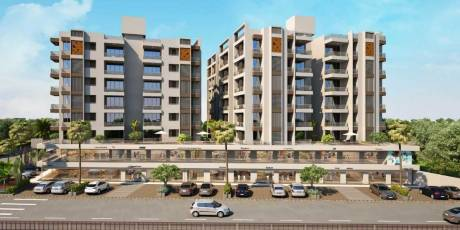 1350 sqft, 2 bhk Apartment in Builder Utsav Elegance Memnagar, Ahmedabad at Rs. 71.0000 Lacs