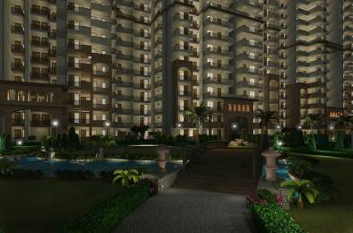 1025 sqft 2 bhk Apartment Vardhman Eta Residency Exterior