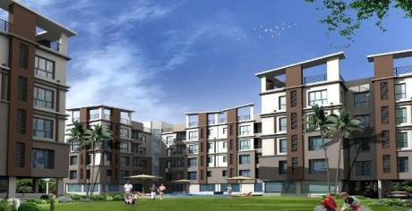 963 sqft, 2 bhk Apartment in Aster Gardens New Town, Kolkata at Rs. 51.0000 Lacs