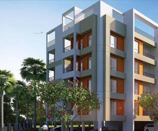 883 sqft, 2 bhk Apartment in Gurukul Grande New Town, Kolkata at Rs. 45.0000 Lacs