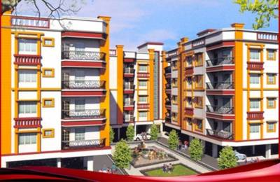 1137 sqft, 2 bhk Apartment in GM Meena Residency 1 Teghoria, Kolkata at Rs. 53.0000 Lacs
