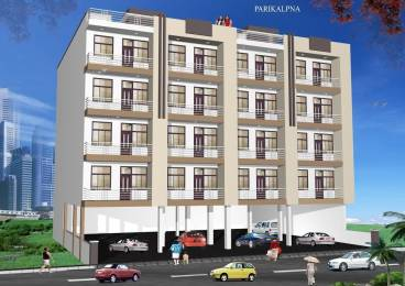1500 sqft, 3 bhk Apartment in Builder Project Patrakar Colony, Jaipur at Rs. 38.0000 Lacs