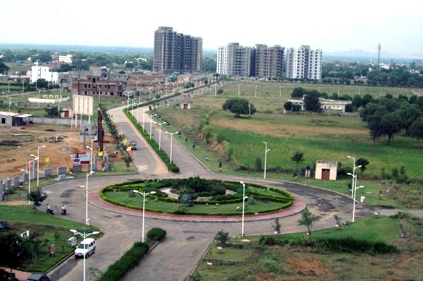 2250 sqft, Plot in Suncity Suncity Plot Sikar Road, Jaipur at Rs. 32.5000 Lacs