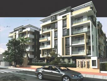 1400 sqft, 3 bhk Apartment in Star India Construction Sant Vihar Complex Lohanipur, Patna at Rs. 18000
