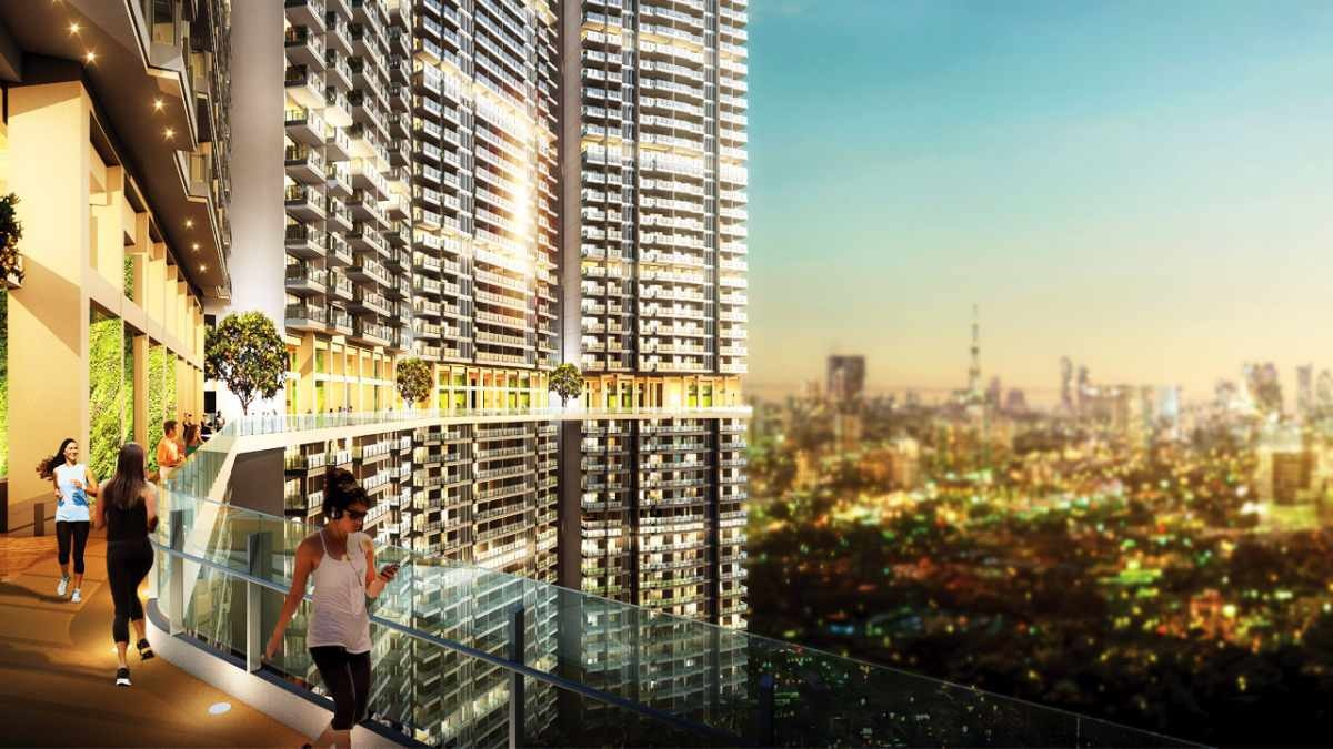 1775 sq ft 3BHK 3BHK+5T (1,775 sq ft) Property By Black and White Aventura In Crescent Bay, Parel