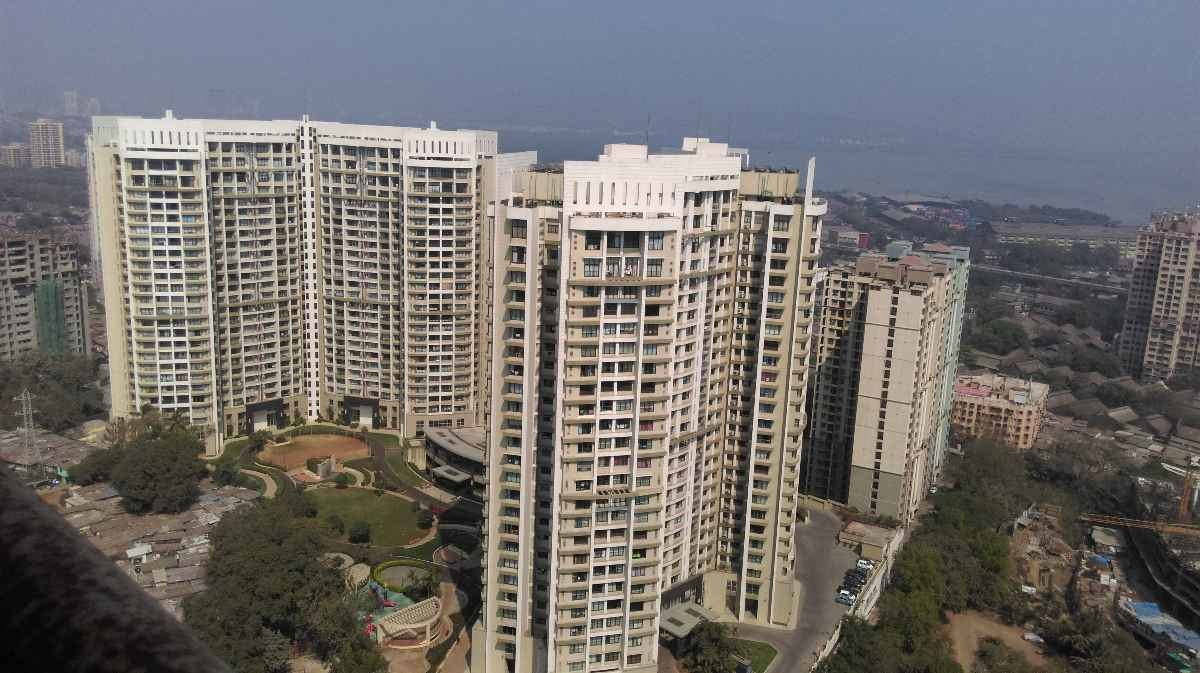 1835 sq ft 3BHK 3BHK+4T (1,835 sq ft) + Servant Room Property By Black and White Aventura In Ashok Gardens, Parel