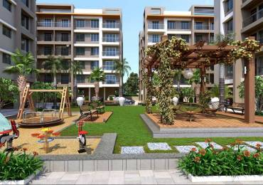 720 sqft, 1 bhk Apartment in Vitoria Green Sima Nagar, Surat at Rs. 21.5352 Lacs
