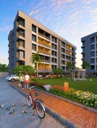 1045 sqft, 2 bhk Apartment in S2N Orchid Blossom Palanpur, Surat at Rs. 34.4850 Lacs