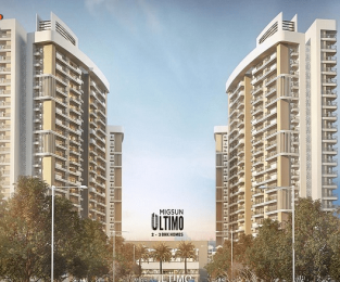 1005 sqft, 2 bhk Apartment in Migsun Ultimo Omicron, Greater Noida at Rs. 22.2608 Lacs