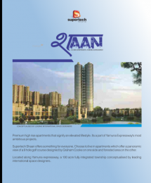 500 sqft, 1 bhk Apartment in Supertech Shaan Sector 22D Yamuna Expressway, Noida at Rs. 11.2750 Lacs
