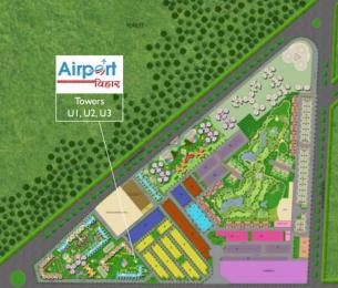 500 sqft, 1 bhk Apartment in Builder Supertech airport vihar Sector 22D Yamuna Expressway, Noida at Rs. 10.2250 Lacs
