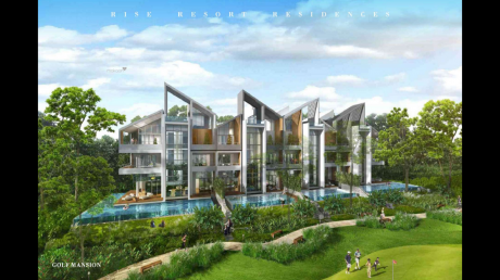 4210 sqft, 4 bhk Villa in Rise Resort Residence Villa Sector 1 Noida Extension, Greater Noida at Rs. 2.3787 Cr