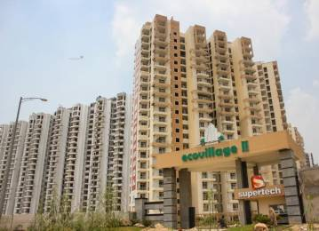 1106 sqft, 2 bhk Apartment in Supertech Eco Village 2 Sector 16B Noida Extension, Greater Noida at Rs. 41.4750 Lacs