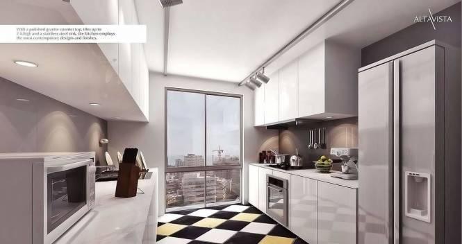 963 sqft, 3 bhk Apartment in Spenta Alta Vista Chembur, Mumbai at Rs. 2.3867 Cr