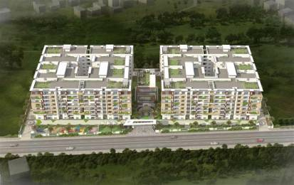 2452 sqft, 3 bhk Apartment in Western Exotica Kondapur, Hyderabad at Rs. 1.2505 Cr