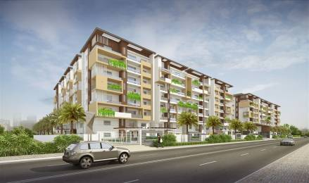 1850 sqft, 3 bhk Apartment in Western Exotica Kondapur, Hyderabad at Rs. 1.0035 Cr