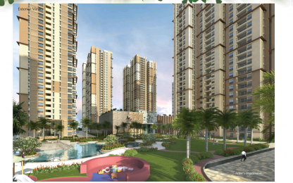 1283 sqft, 2 bhk Apartment in Prestige High Fields Nanakramguda, Hyderabad at Rs. 64.7915 Lacs