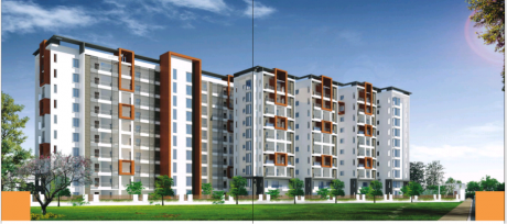 1510 sqft, 3 bhk Apartment in BPR Pearl Celestial Kokapet, Hyderabad at Rs. 63.4200 Lacs