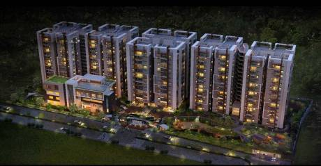 2360 sqft, 3 bhk Apartment in Rajapushpa Eterna Nanakramguda, Hyderabad at Rs. 1.2506 Cr