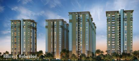 951 sqft, 2 bhk Apartment in Pacifica Hillcrest Nanakramguda, Hyderabad at Rs. 58.9685 Lacs