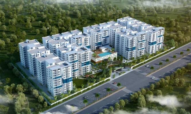 2665 sqft, 3 bhk Apartment in EIPL Apila Gandipet, Hyderabad at Rs. 1.0238 Cr