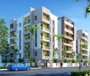 1270 sqft, 2 bhk Apartment in Goldstone Maple Homes Narsingi, Hyderabad at Rs. 45.9000 Lacs