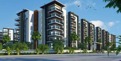 1295 sqft, 2 bhk Apartment in Crown Whistling Woods Kokapet, Hyderabad at Rs. 54.3900 Lacs