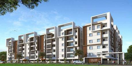 1210 sqft, 2 bhk Apartment in Fortune Green Falcon Puppalaguda, Hyderabad at Rs. 48.4000 Lacs