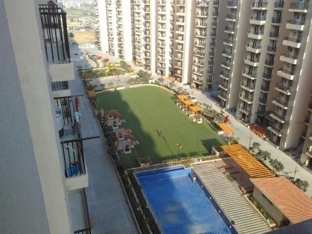 845 sqft, 2 bhk Apartment in Builder Gaur City 2 Sector 142, Noida at Rs. 33.8000 Lacs