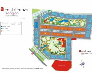 1200 sqft, 2 bhk Apartment in Ashiana Aangan Shahjahanpur, Neemrana at Rs. 41.0000 Lacs