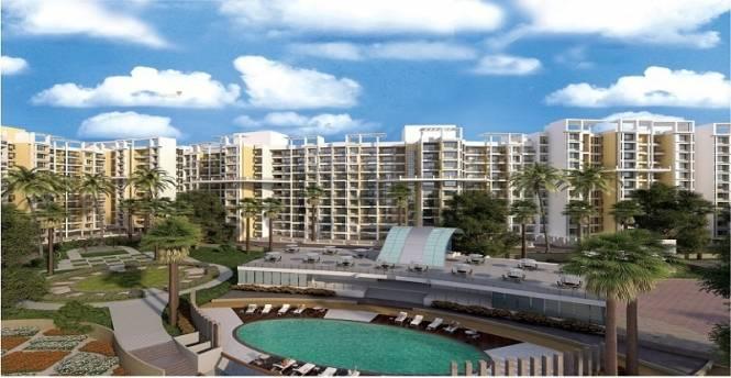 954 sqft, 2 bhk Apartment in Bramha Skycity Dhanori, Pune at Rs. 50.0000 Lacs