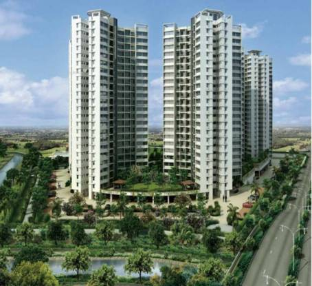 1077 sqft, 2 bhk Apartment in Kolte Patil Life Republic Hinjewadi, Pune at Rs. 45.2600 Lacs