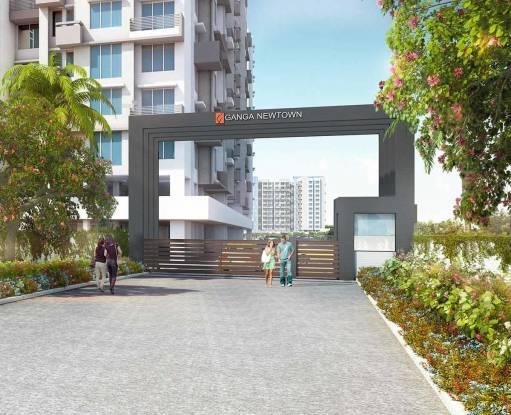 1050 sqft, 2 bhk Apartment in Shree Balaji Ganga Newtown Phase I Dhanori, Pune at Rs. 45.0000 Lacs