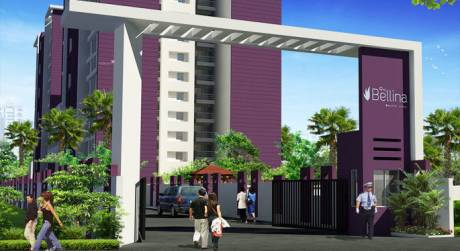 938 sqft, 2 bhk Apartment in Gini Bellina Phase 3 Lohegaon, Pune at Rs. 48.0000 Lacs