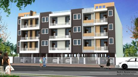 1300 sqft, 3 bhk Apartment in Builder shree vinayak residency Gandhi Path West, Jaipur at Rs. 30.0000 Lacs