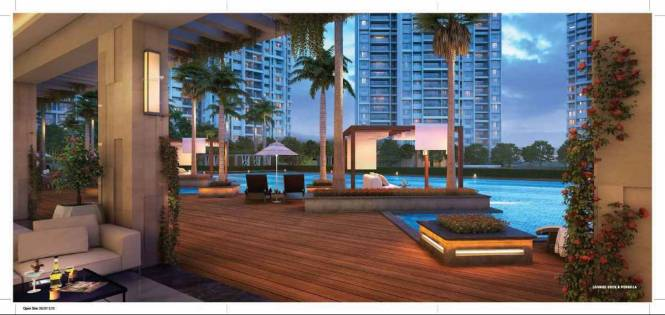 1391 sqft, 3 bhk Apartment in Indiabulls Park 2 Panvel, Mumbai at Rs. 1.3400 Cr