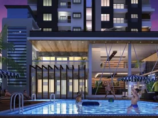 1100 sqft, 2 bhk Apartment in Builder Pearl Palm Niranjanpurindore Vijay Nagar, Indore at Rs. 23.5000 Lacs