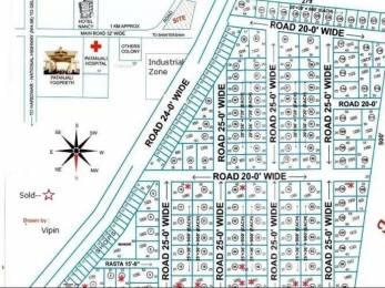 900 sqft, Plot in Builder shiv vihar patanjali yogpeeth haridwar Santersaha Pantajali Yog Peeth Road, Haridwar at Rs. 5.6250 Lacs