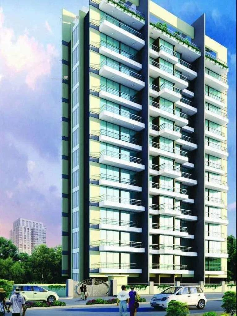 300 sq ft 1BHK 1BHK+1T (300 sq ft) Property By Vijay Estate Agency In Project, Sector-23 Juinagar