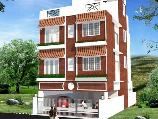 490 sqft, 1 bhk Apartment in Builder Project Velachery, Chennai at Rs. 39.6900 Lacs