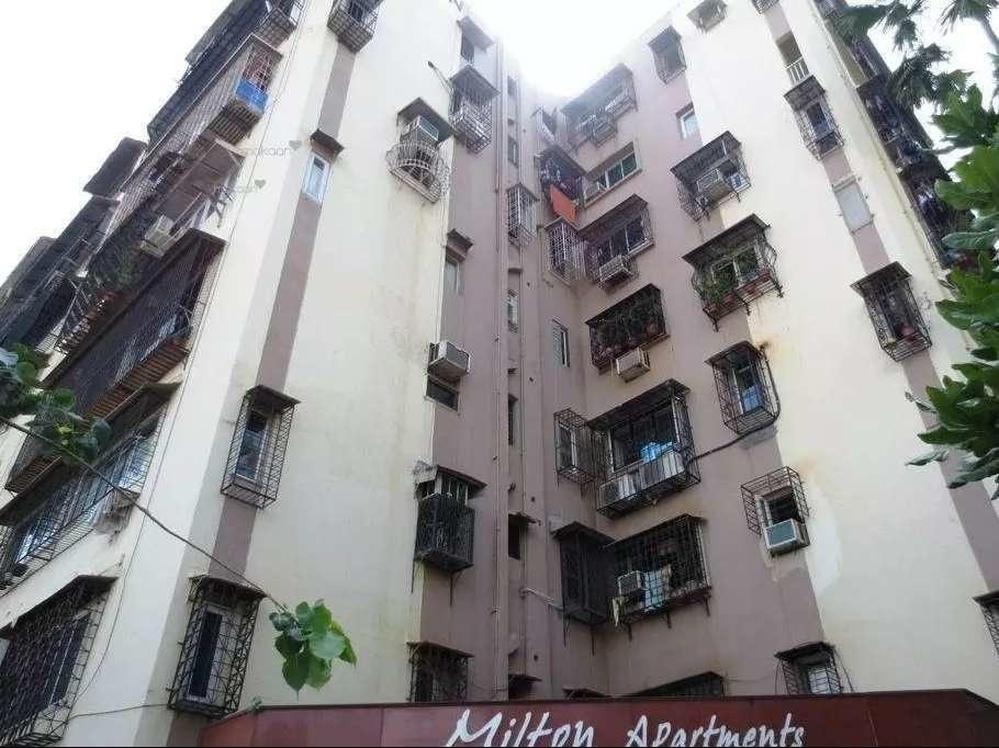 1200 Sq Ft 2 BHK 2T West Facing Apartment For Sale At Rs 4.75 Crore In Milton  Apartment 7th Floor In Juhu, Mumbai