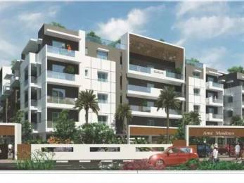 1180 sqft, 2 bhk Apartment in Arna Shelters Meadows Hulimavu, Bangalore at Rs. 50.1500 Lacs