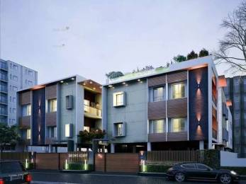 1600 sqft, 3 bhk Apartment in Builder Project Vettuvankeni, Chennai at Rs. 1.1200 Cr