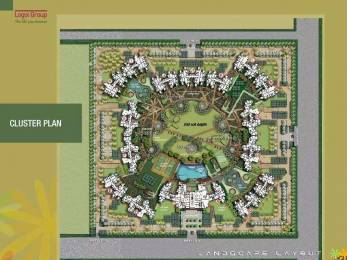 1575 sqft, 3 bhk Apartment in Logix Blossom County Sector 137, Noida at Rs. 70.0000 Lacs