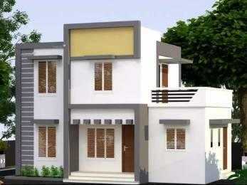 650 sqft, 2 bhk Villa in Chathamkulam Builders Temple Park Koottupaatha, Palakkad at Rs. 27.0000 Lacs