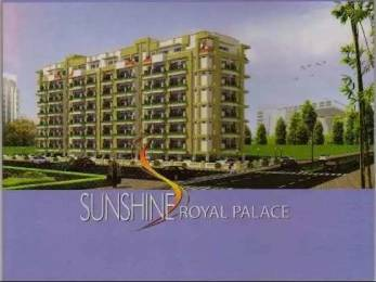 1015 sqft, 2 bhk Apartment in Sunshine Royal Palace Dandi, Allahabad at Rs. 29.4350 Lacs